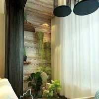 富裕型80平米背景墙装修效果图