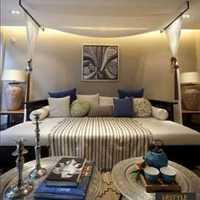 冬季卧室复式别墅效果图