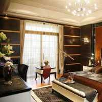 100平米装修两居室