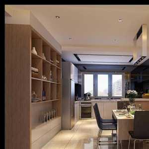 长窄厨房装修效果图