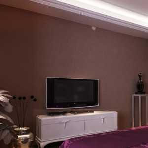 欧美流行粉色浪漫卧室