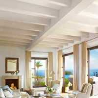100平米客厅沙发窗帘装修效果图