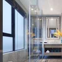 新古典新潮别墅卫生间装修效果图