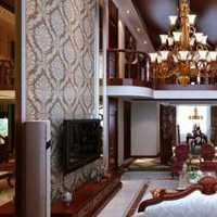复式三层别墅装修效果图