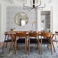 杭州两室两厅装修成简欧风格多少钱