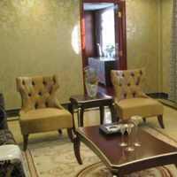 别墅客厅沙发简欧茶几装修效果图