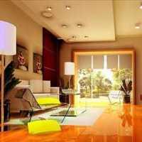 欧式别墅简单宽广起居室装修效果图