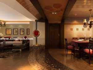 家庭小户型客厅装修效果图欣赏