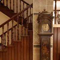 白色典雅三居客厅收纳柜装修效果图