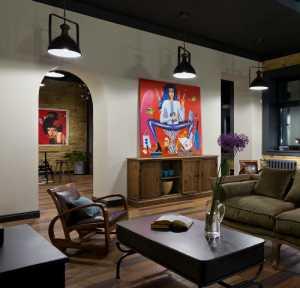 夸张的装饰画 让家变得更加活泼个性