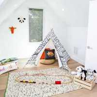 女儿童房组合家具装修效果图