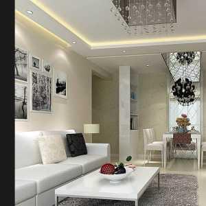 80后小資花5.8萬打造82平兩居現代簡約風格婚房設計
