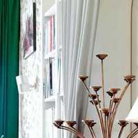 实木家具美式客厅家具茶几装修效果图