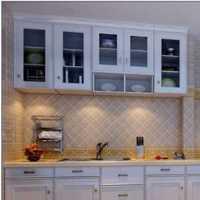厨房吧台富裕型餐桌装修效果图