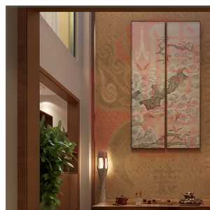 三室两厅老屋换新颜 红色元素演绎现代风