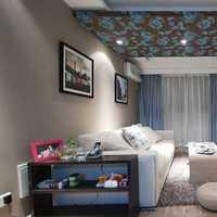 现代中式80平米房屋客厅装修效果图