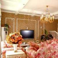 简约客厅二居室窗帘装修效果图