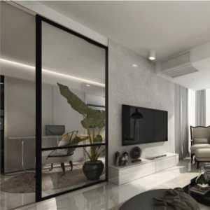 75平米上海多功能性小户型公寓设计