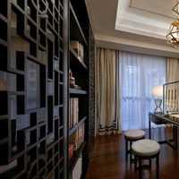 东南亚混搭四室两厅装修效果图