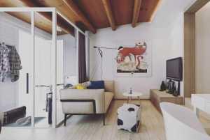 北京60平米1室0廳新房裝修大概多少錢