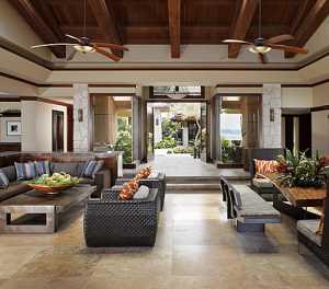 熱帶海島風的客廳,把家變成度假村?。ㄉ希?/></a>          <a target=