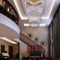 房子客厅一居室装修效果图