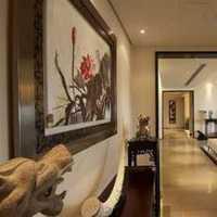 中式家居摆件大户型摆件装修效果图