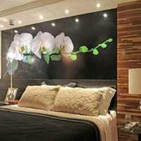110平米三室两厅简装装修效果图