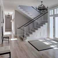 楼梯改造玄关装修效果图