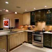 橱柜不锈钢橱柜厨房盆栽装修效果图