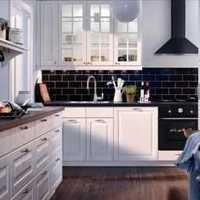 四室两厅两卫厨房装修效果图