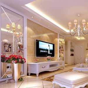 榻榻米床连客厅
