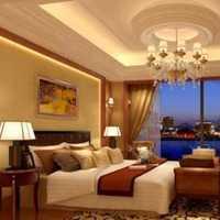 双人卧室头背景墙卧室三居装修效果图