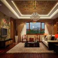 茶几沙发背景墙简欧装修效果图