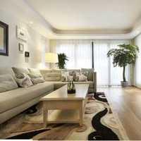 墙纸和沙发装修效果图