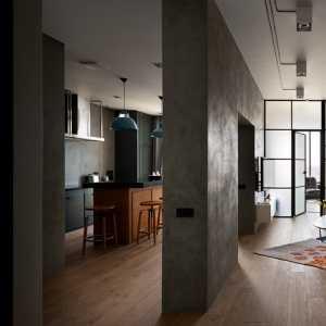 房子厨房显得空间
