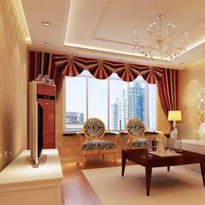 别墅客厅装修效果图欧式复式