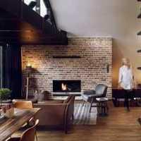北欧小户型富裕型客厅沙发装修效果图