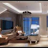 英伦许两室两厅尾凳装修效果图