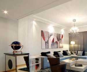 两室一厅的中式装修效果图大全2021图片欣赏