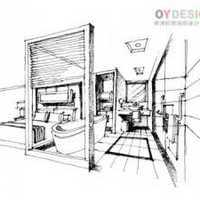 卧室大户型卧室吊顶别墅装修效果图