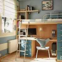 三居室别墅卧室古典装修效果图