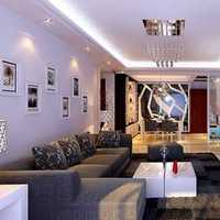 客厅吊顶大户型客厅东南亚装修效果图