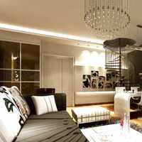 灯具客厅隔断富裕型装修效果图