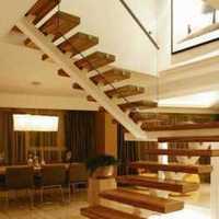 别墅大理石楼梯装修效果图