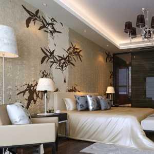 100平方客厅古典装修效果图大全