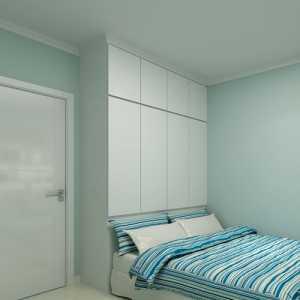 客厅卧室地砖一体装修效果图