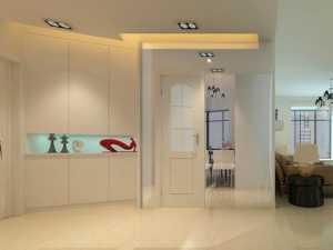 90平米小户型现代简约风格装修设计案例