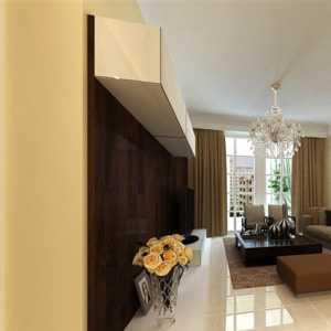 现代富丽堂皇型起居室装修效果图