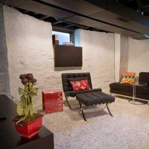 110平米三室两厅二手房半包装修